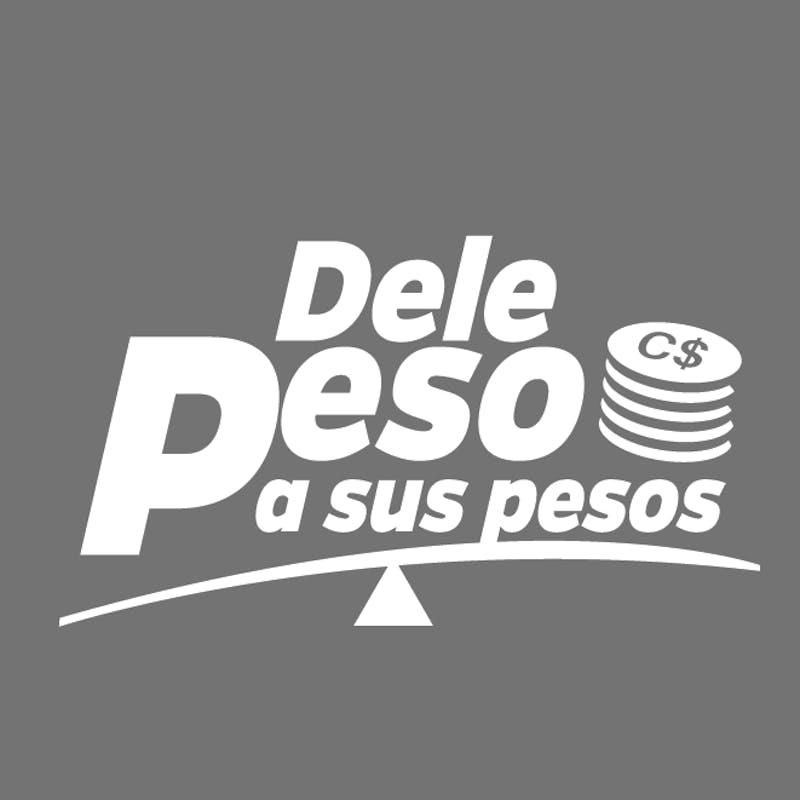 Dele Peso A Sus Pesos .